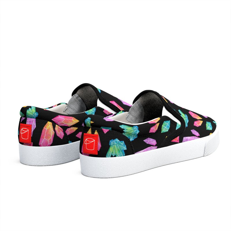 Watercolor Crystals | Nikury Women's Shoes by Nikury