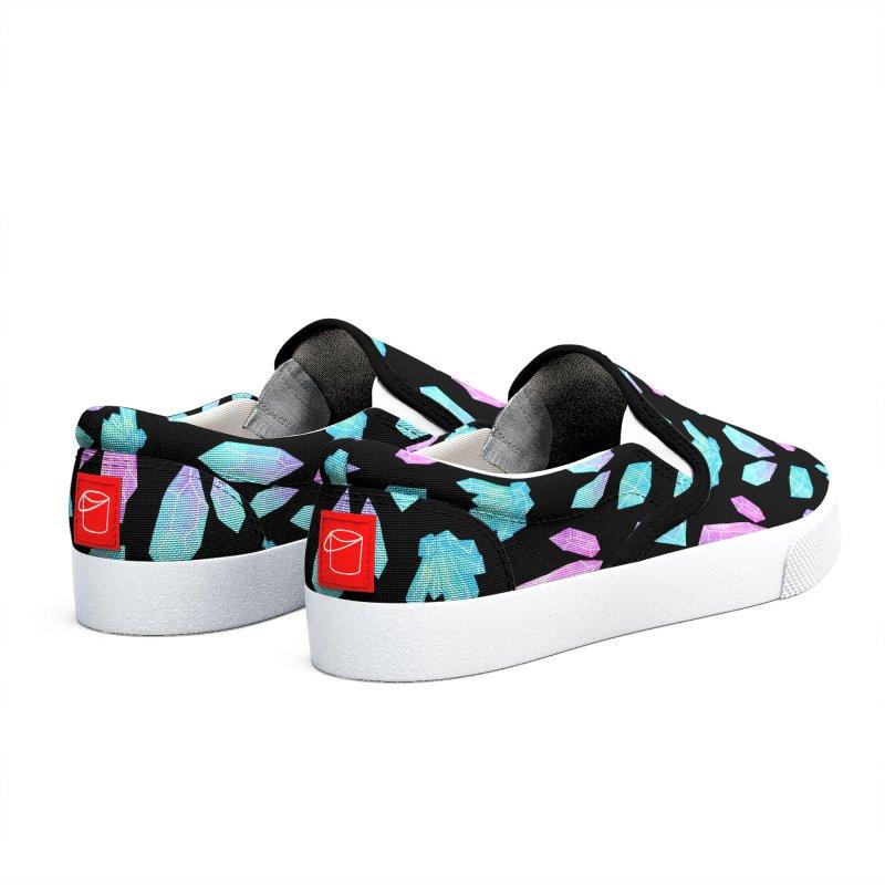 Pastel Watercolor Crystals | Nikury Women's Shoes by Nikury