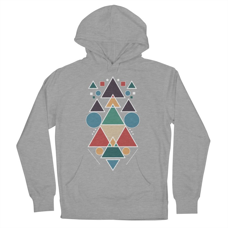 Symmetric Angle Women's Pullover Hoody by nils285's Artist Shop