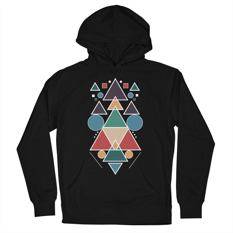 Symmetric Angle Men's Pullover Hoody by nils285's Artist Shop