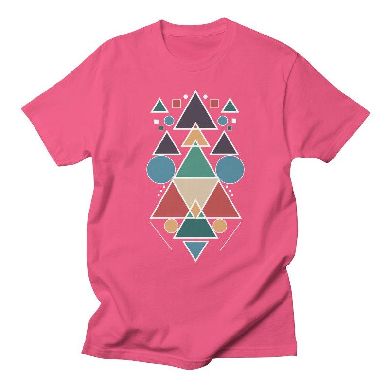 Symmetric Angle Men's T-Shirt by nils285's Artist Shop