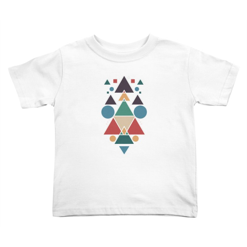Symmetric Angle Kids Toddler T-Shirt by nils285's Artist Shop