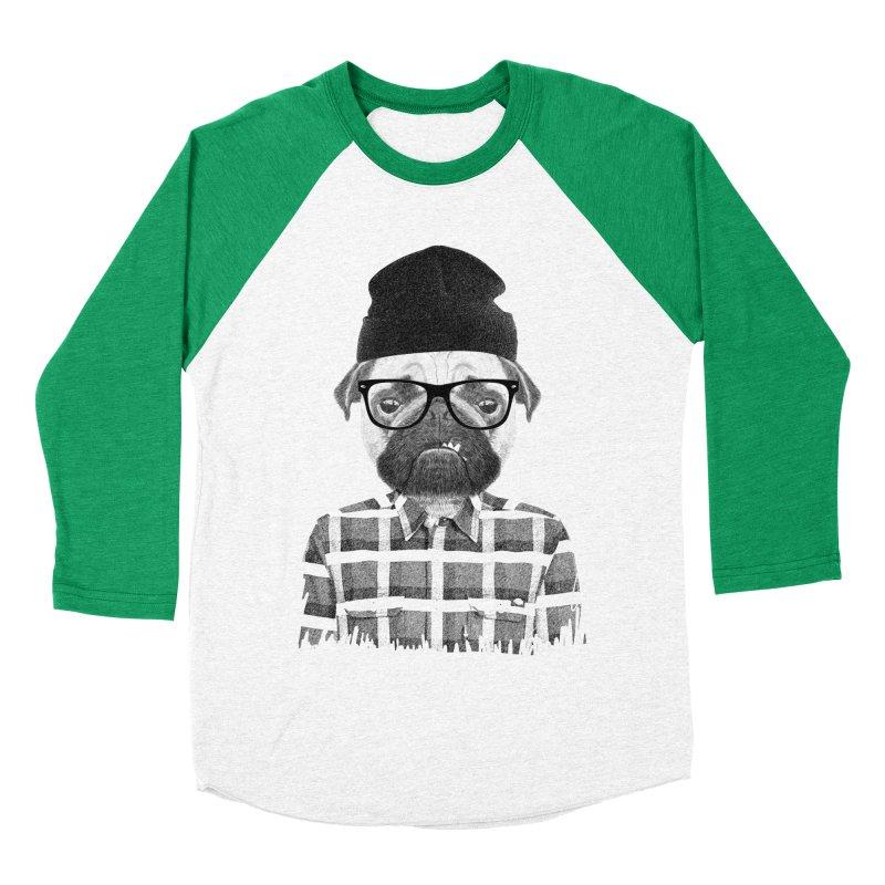 #doggydog Men's Baseball Triblend T-Shirt by nils285's Artist Shop