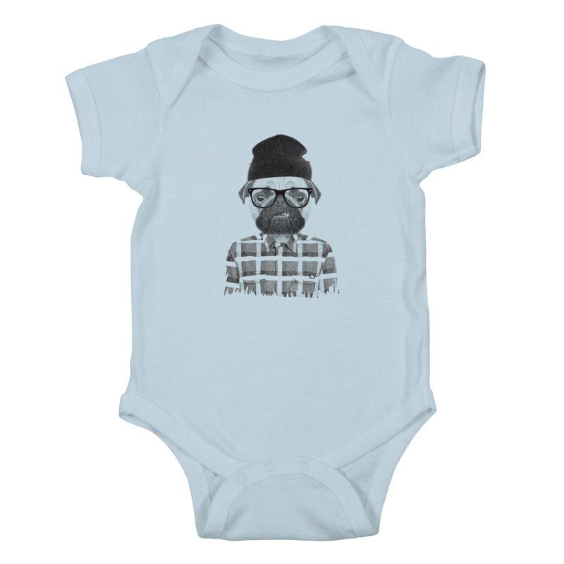 #doggydog Kids Baby Bodysuit by nils285's Artist Shop