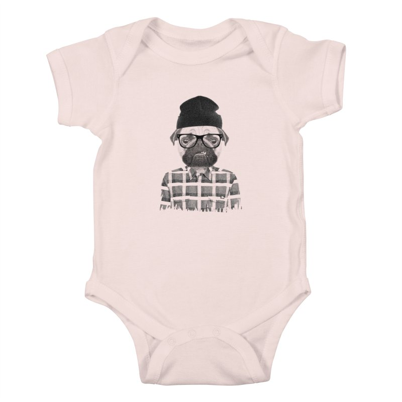 #doggydog Kids Baby Bodysuit by nils285's Artist Shop