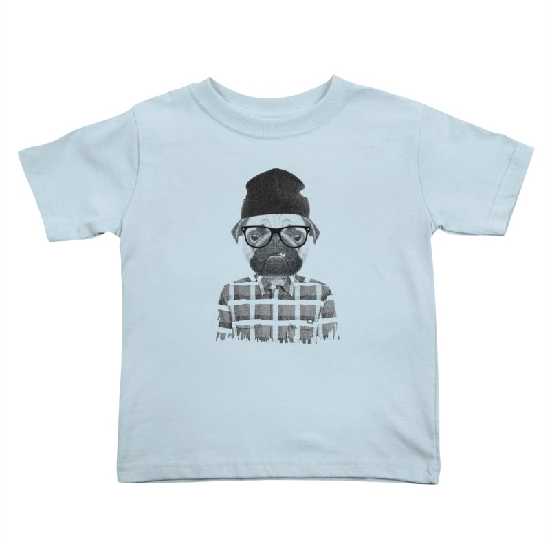 #doggydog Kids Toddler T-Shirt by nils285's Artist Shop