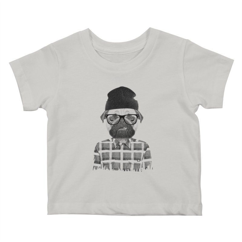 #doggydog Kids Baby T-Shirt by nils285's Artist Shop