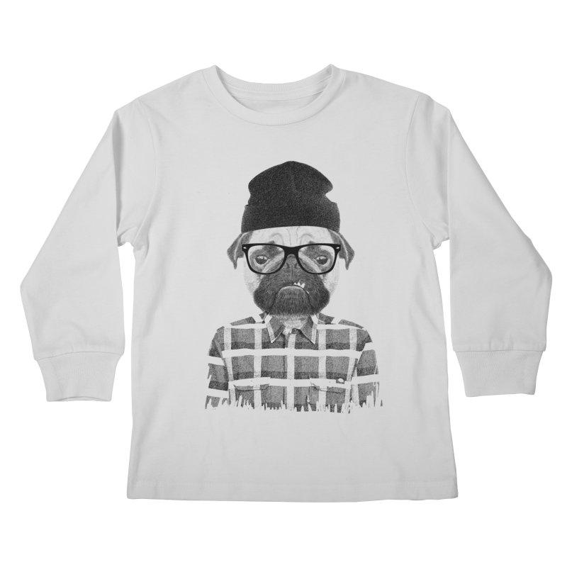 #doggydog Kids Longsleeve T-Shirt by nils285's Artist Shop