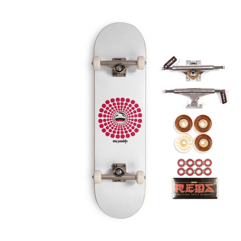 AH! AH! AH! AH! Accessories Skateboard by nina horribilis