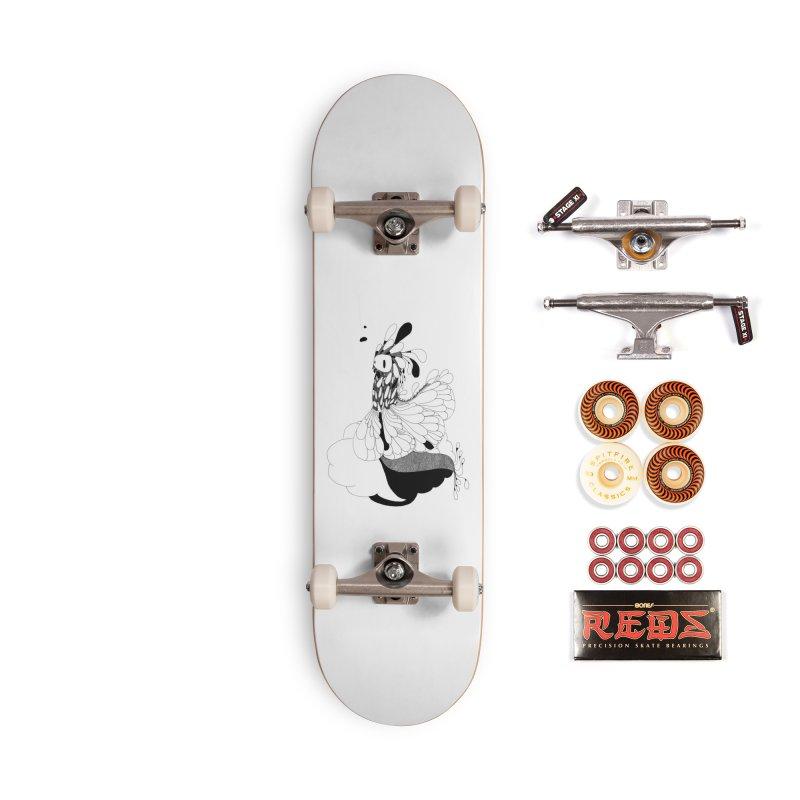 Supereroe Catatonico [Superfantastico series] Accessories Skateboard by nina horribilis