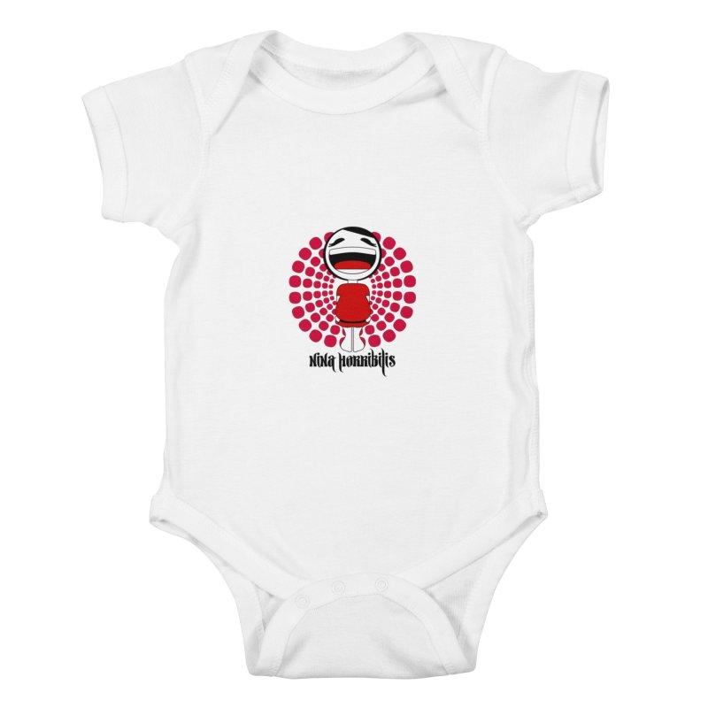 nina horribilis Kids Baby Bodysuit by nina horribilis
