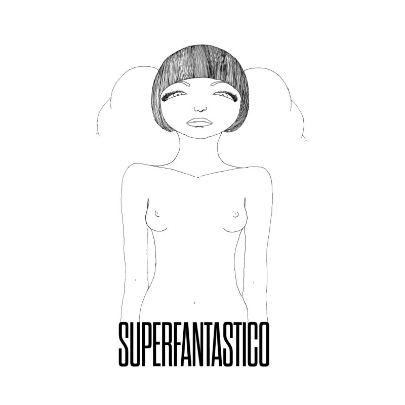 Superfantastico [Superfantastico series] Women's T-Shirt by nina horribilis