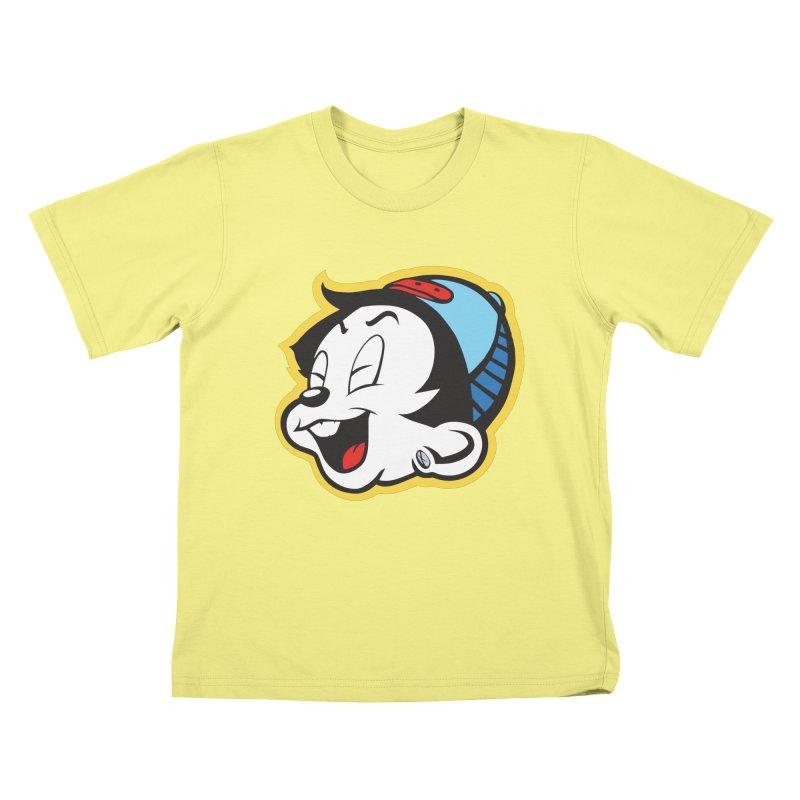 Laugh Loud! Kids T-shirt by Nina's World!