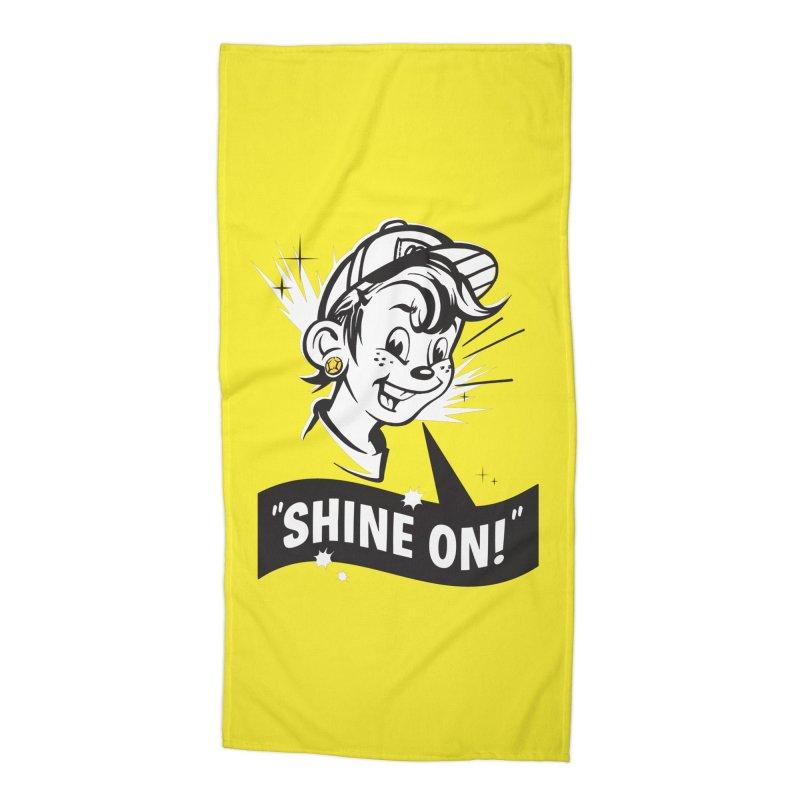 Shine On! Accessories Beach Towel by Nina's World