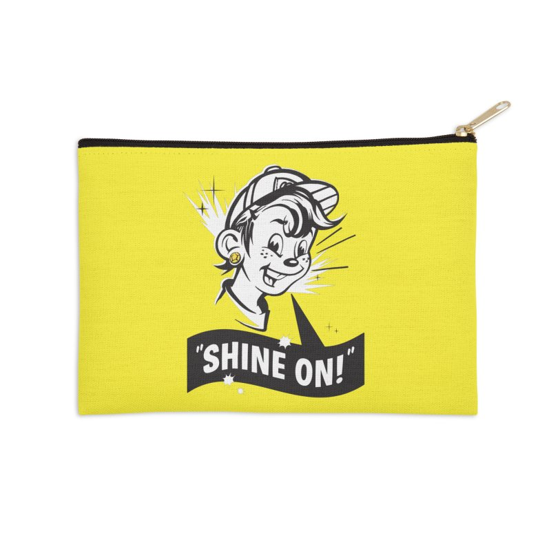 Shine On! Accessories Zip Pouch by Nina's World!