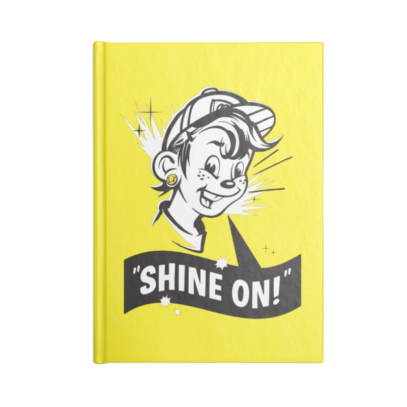 Shine On! Accessories Notebook by Nina's World!