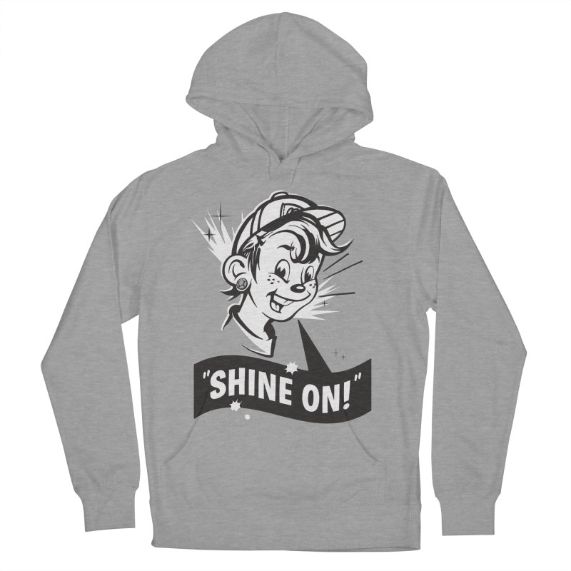 Shine On! Men's Pullover Hoody by Nina's World!