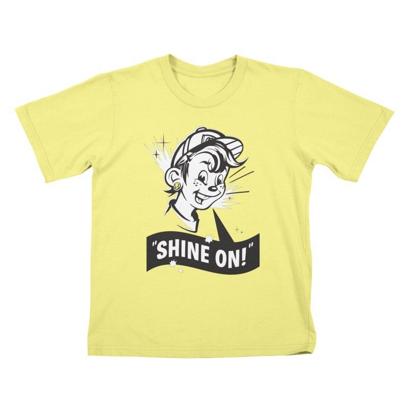 Shine On! Kids T-shirt by Nina's World!