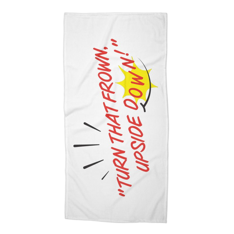 Smile Accessories Beach Towel by Nina's World!