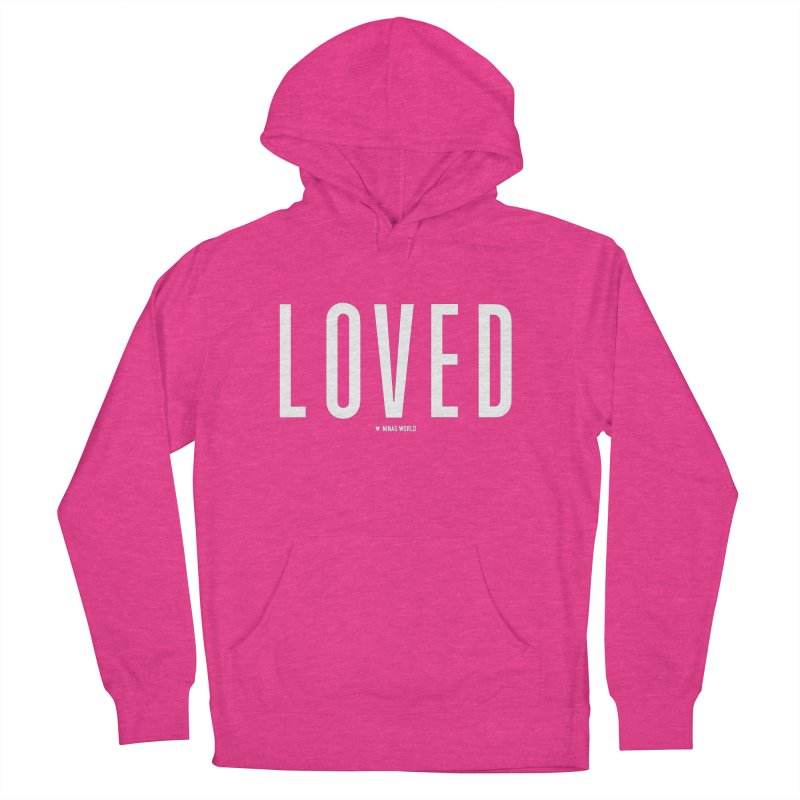 Loved Women's Pullover Hoody by Nina's World!