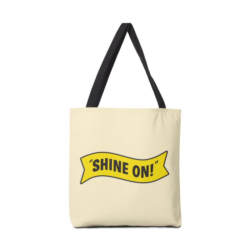 Shine On Banner Accessories Bag by Nina's World!