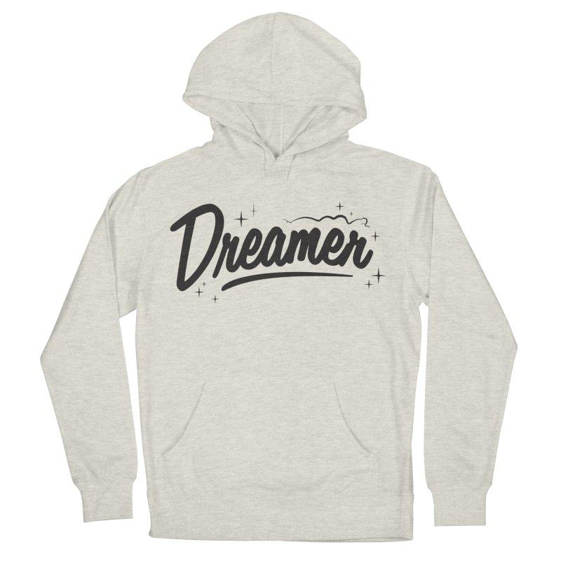 Dreamer Men's Pullover Hoody by Nina's World!