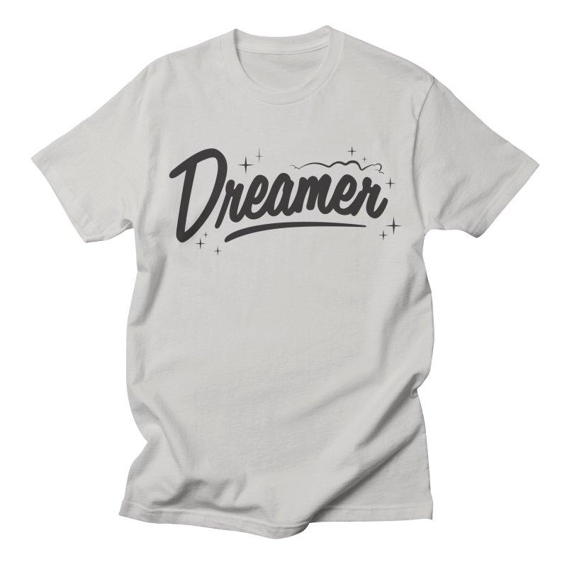 Dreamer Men's T-shirt by Nina's World!