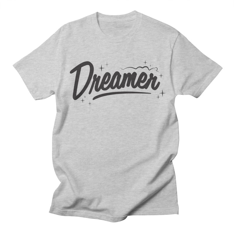Dreamer Men's T-shirt by Nina's World!