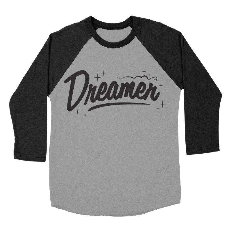 Dreamer Women's Baseball Triblend T-Shirt by Nina's World!