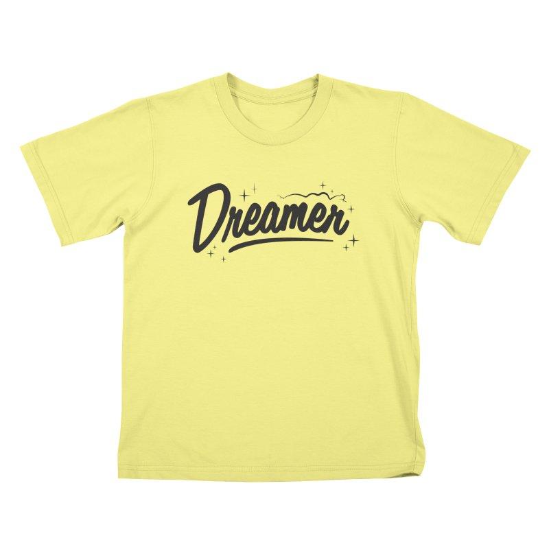 Dreamer Kids T-shirt by Nina's World!