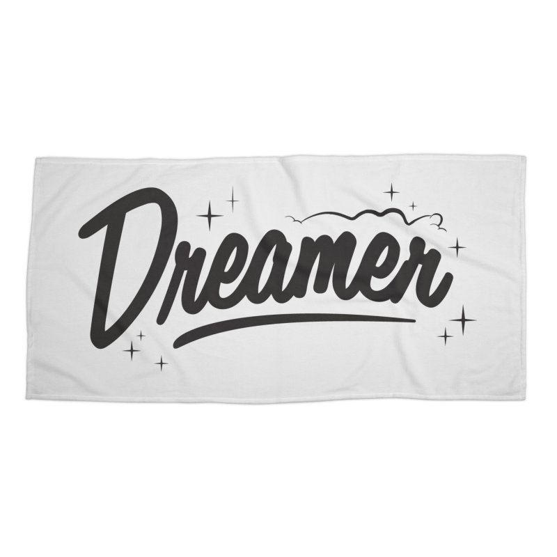Dreamer Accessories Beach Towel by Nina's World!