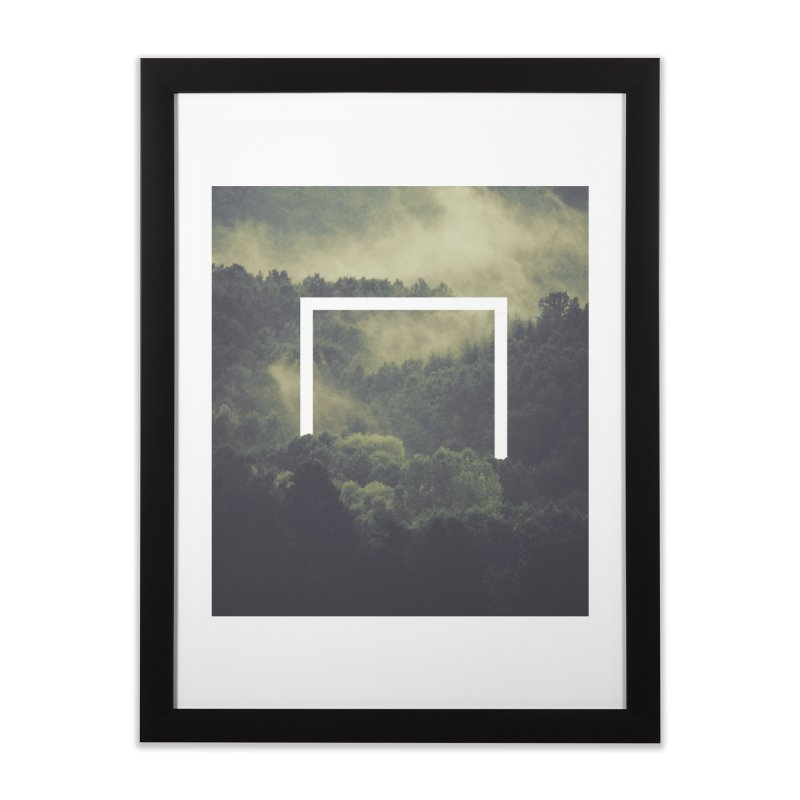 Forest Home Framed Fine Art Print by ninetothree