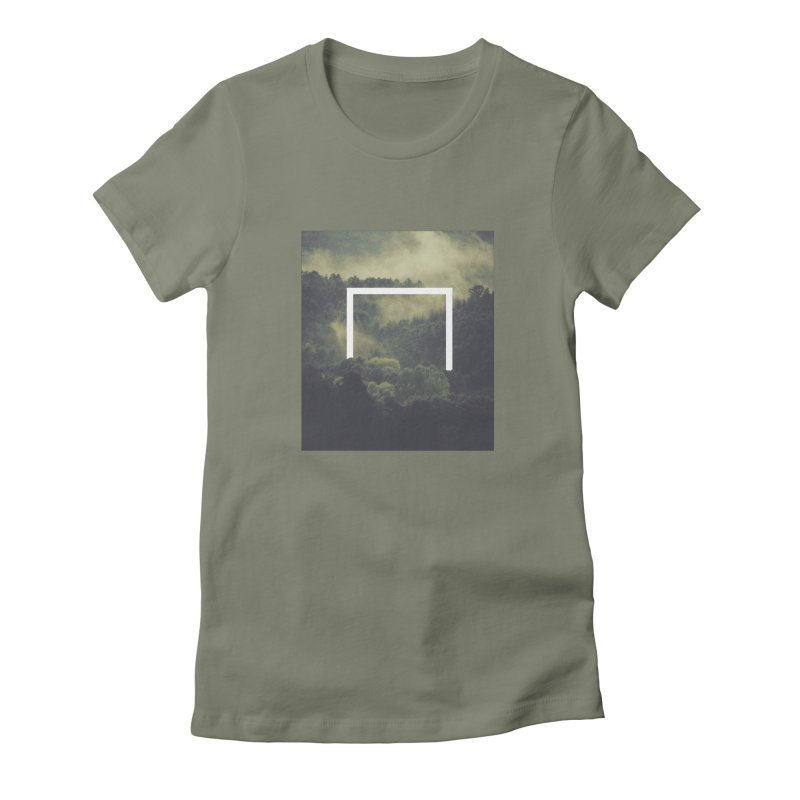 Forest Women's T-Shirt by ninetothree