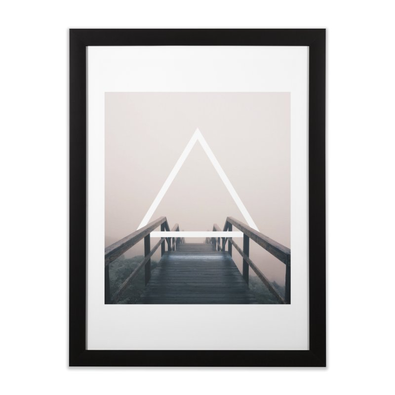 Stairs Home Framed Fine Art Print by ninetothree