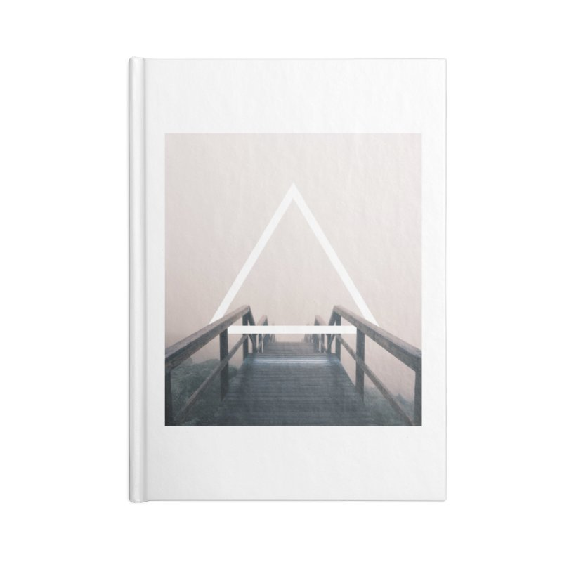 Stairs Accessories Notebook by ninetothree