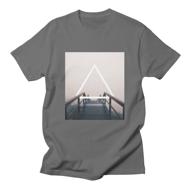 Stairs Men's T-Shirt by ninetothree