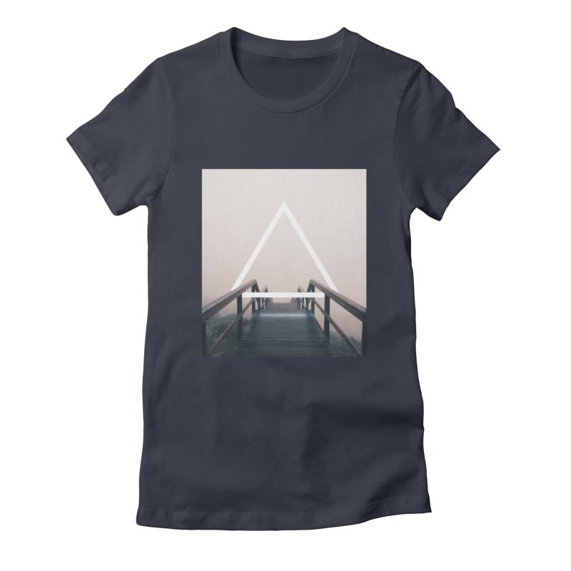 Stairs Women's T-Shirt by ninetothree