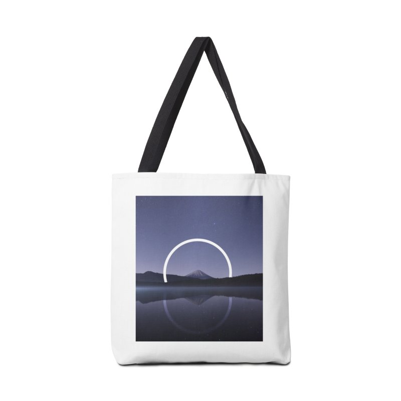 Reflection Accessories Tote Bag Bag by ninetothree