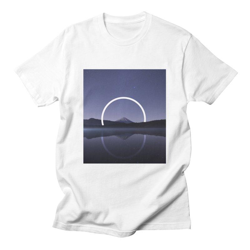 Reflection Men's T-Shirt by ninetothree