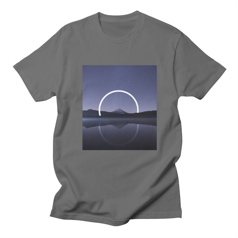 Reflection Men's T-Shirt by ninetothree