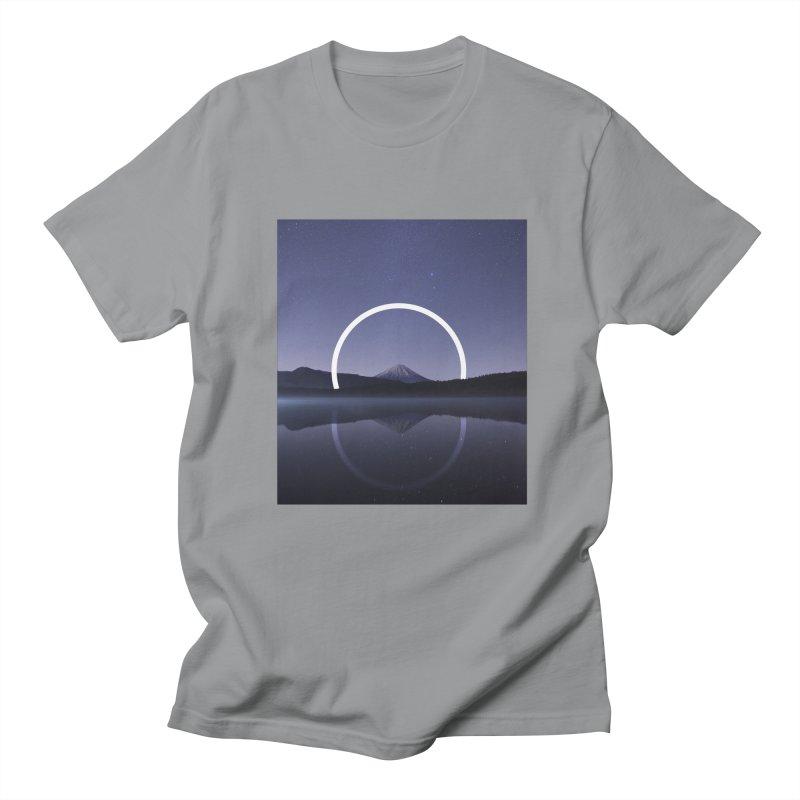 Reflection Men's Regular T-Shirt by ninetothree