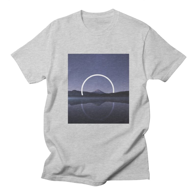 Reflection Men's Regular T-Shirt by ninetothree