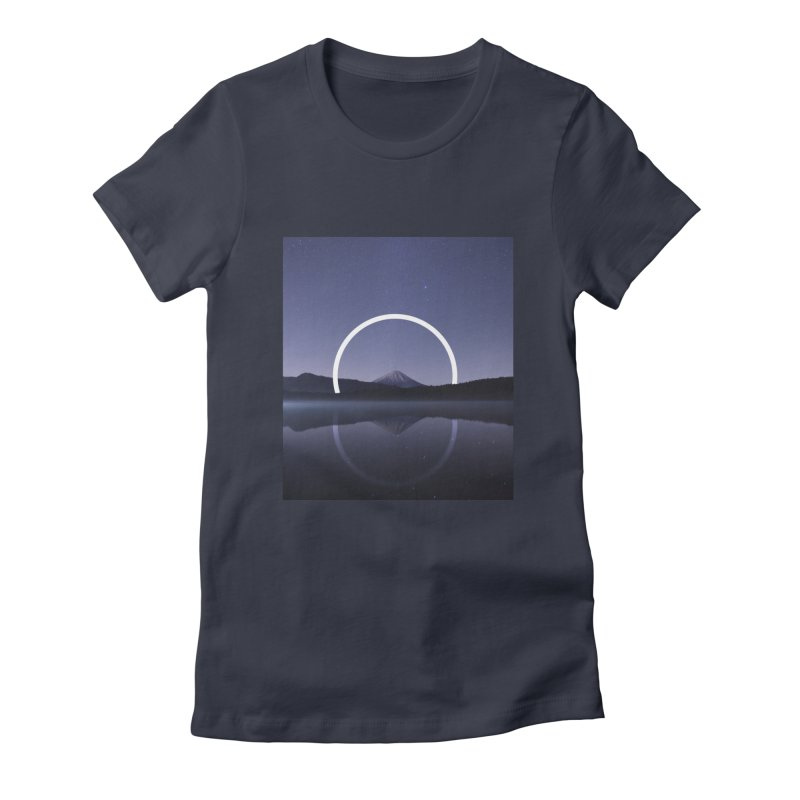 Reflection Women's T-Shirt by ninetothree