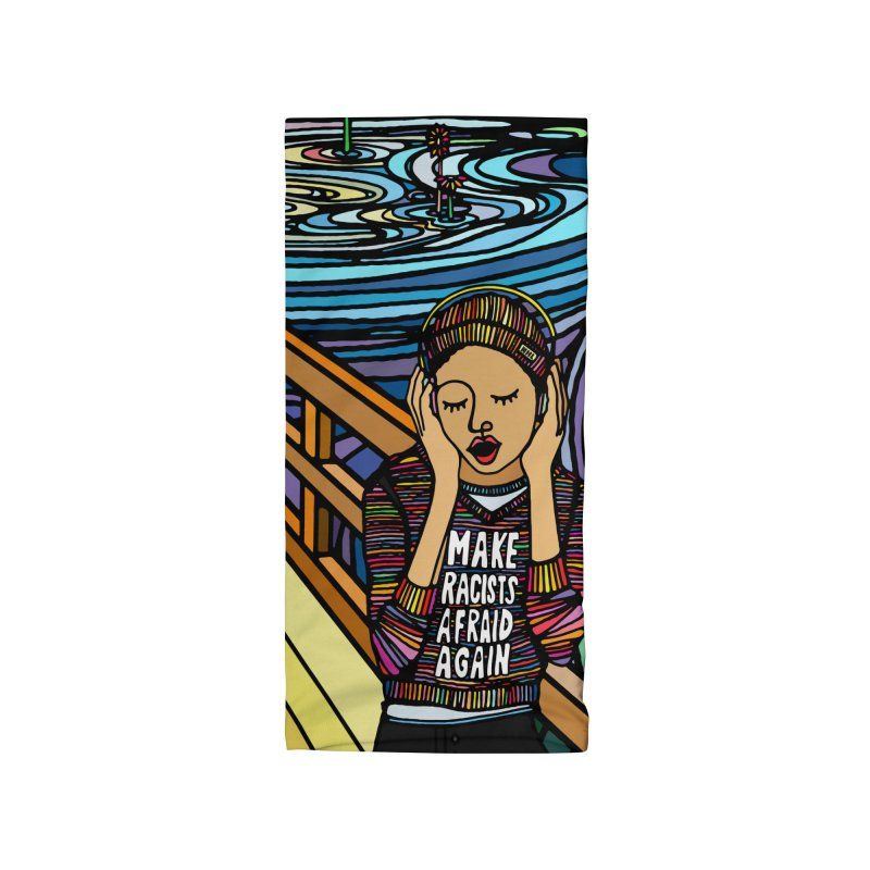 The Scream Accessories Neck Gaiter by ninhol's Shop