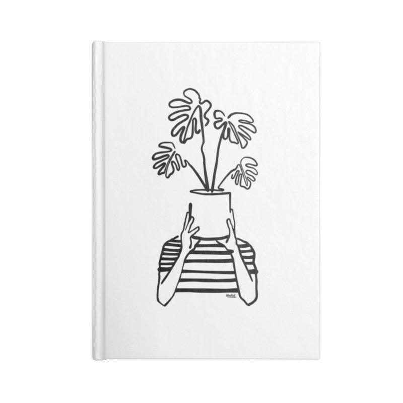 Mood Plants Accessories Notebook by ninhol's Shop