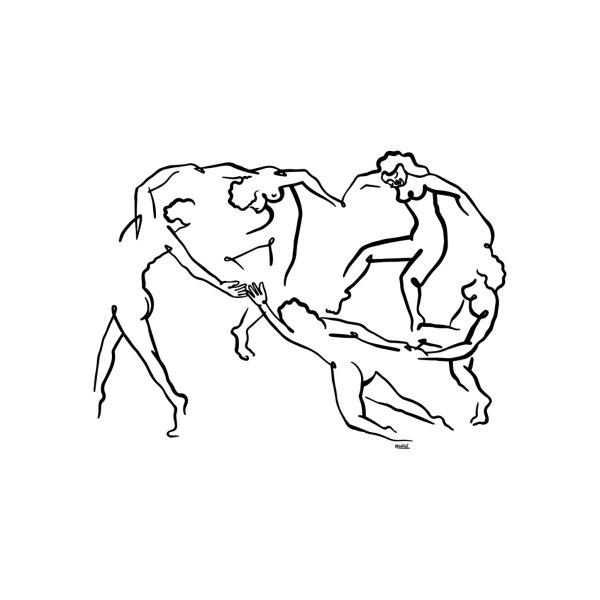 image for La dance