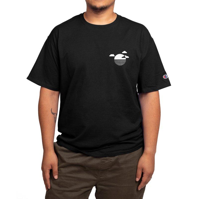 Reflection Men's T-Shirt by ninhol's Shop