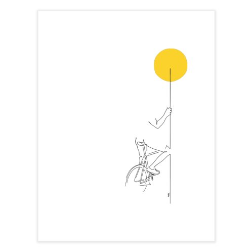 image for Yellow bike