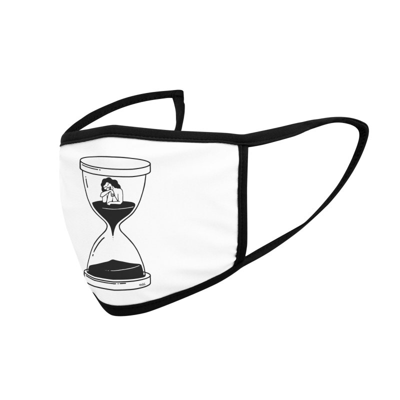 The time is now Accessories Face Mask by ninhol's Shop