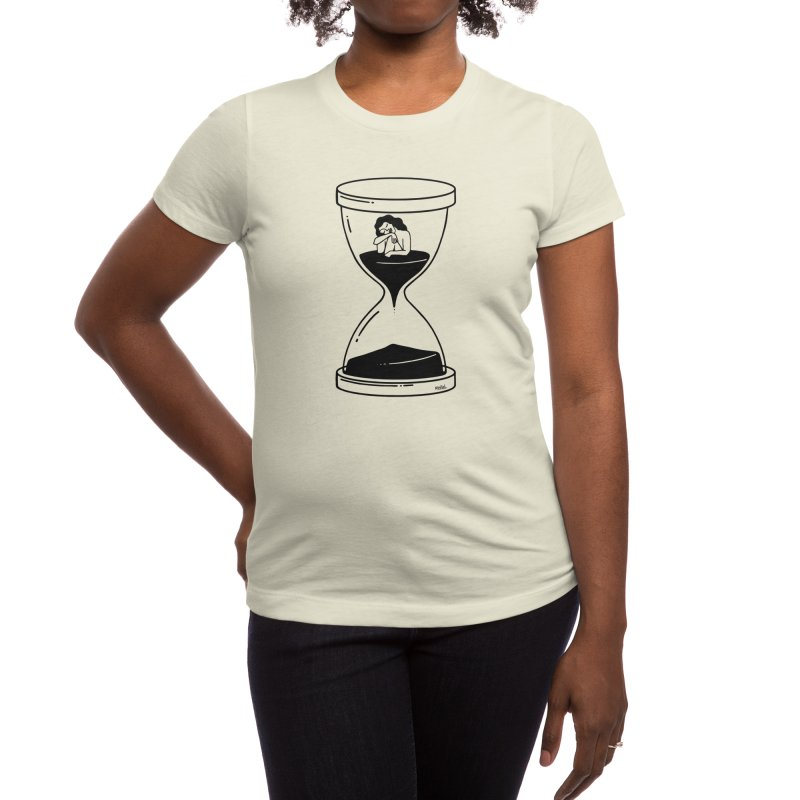 The time is now Women's T-Shirt by ninhol's Shop